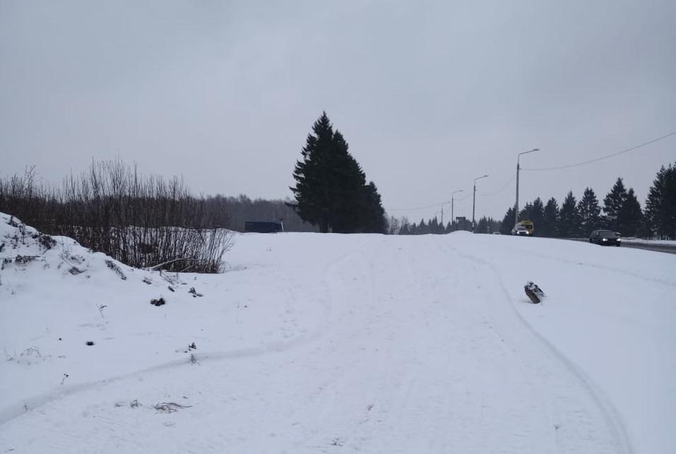 Лыжную трассу утрамбовали в Вороновском