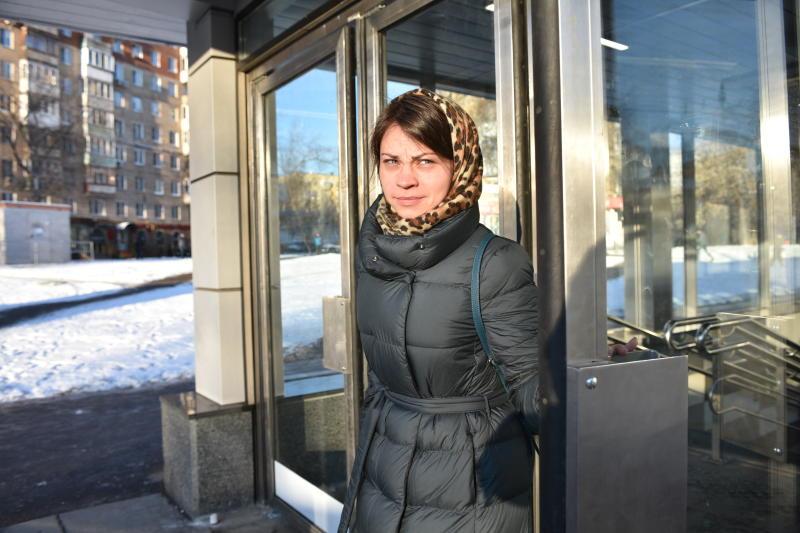 Новые навесы появятся над входами семи станций московского метро