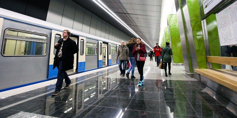 Москвичам рассказали о режиме работы городского транспорта в новогоднюю ночь