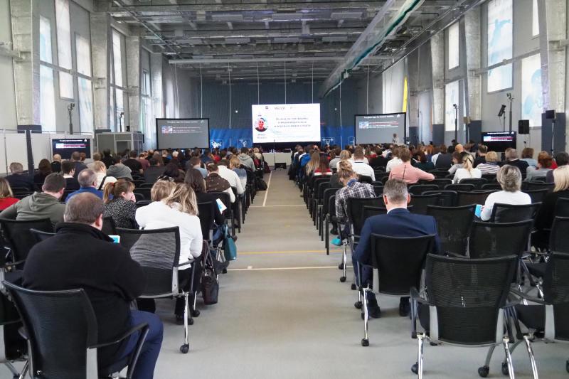 Члены штаба ОНФ в Москве приняли участие в общероссийском съезде организации