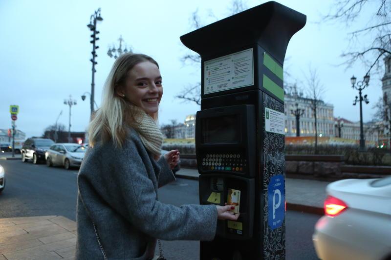 Водителям помогут разобраться в новых правилах парковки в Москве. Фото: архив