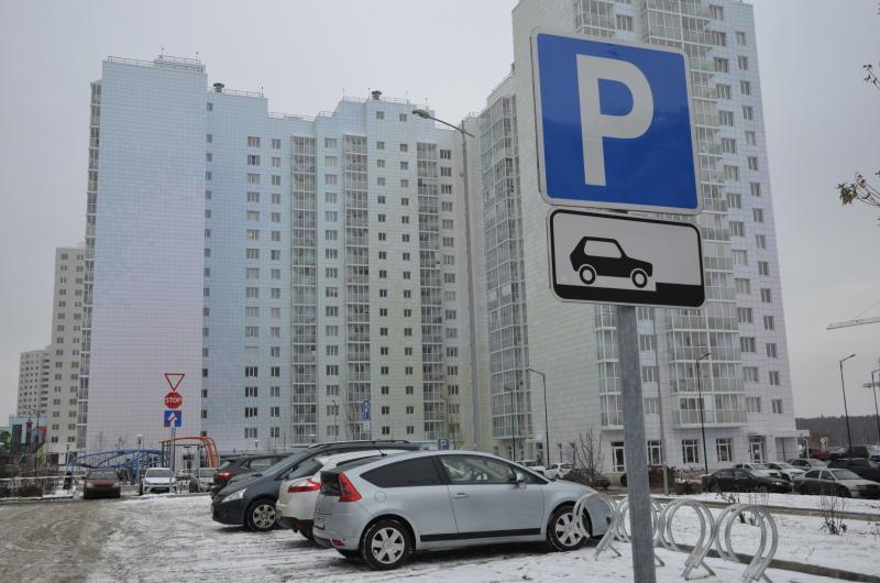 Парковка в Москве останется бесплатной в праздники. Фото: архив