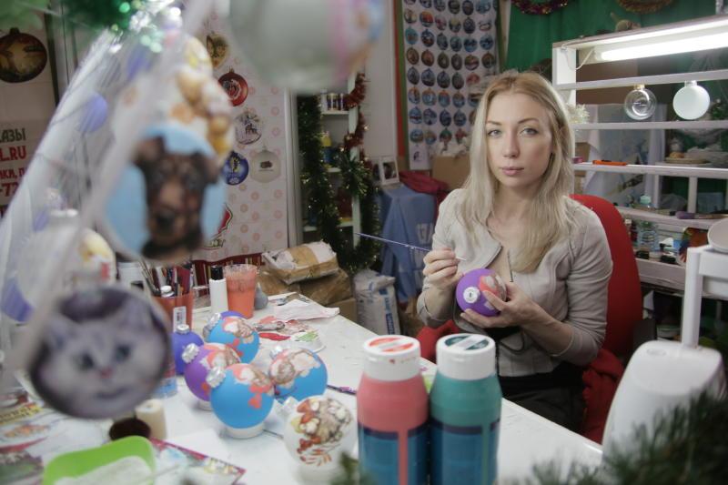 Украшения для новогодних елей сделают дети из Ильичевки