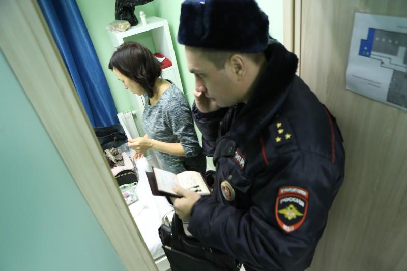 Сотрудники полиции Новой Москвы задержали подозреваемого в умышленном причинении тяжкого вреда здоровью
