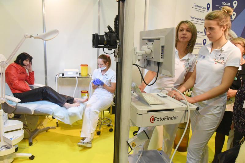 Ассамблея «Здоровье Москвы» состоялась в «Экспоцентре»