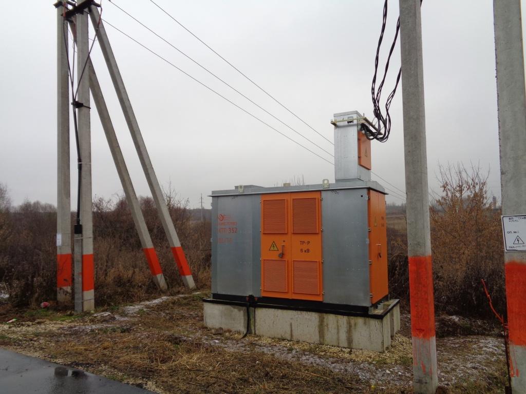 Устаревшие электропровода заменили в Рязановском