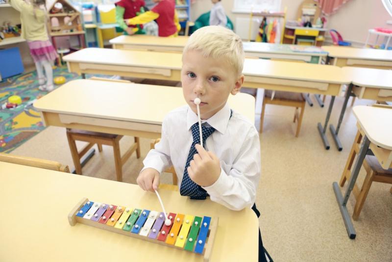 Новый детский сад введут в эксплуатацию в Десеновском