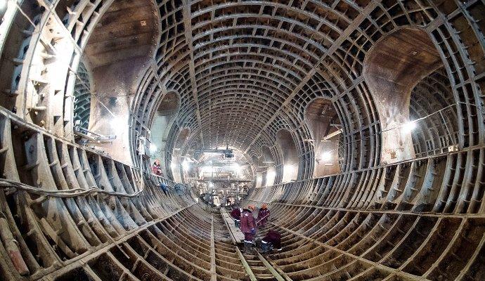 Московское центральное кольцо протянется от станции «ЗИЛ» до Щербинки. Фото: официальный сайт мэра Москвы