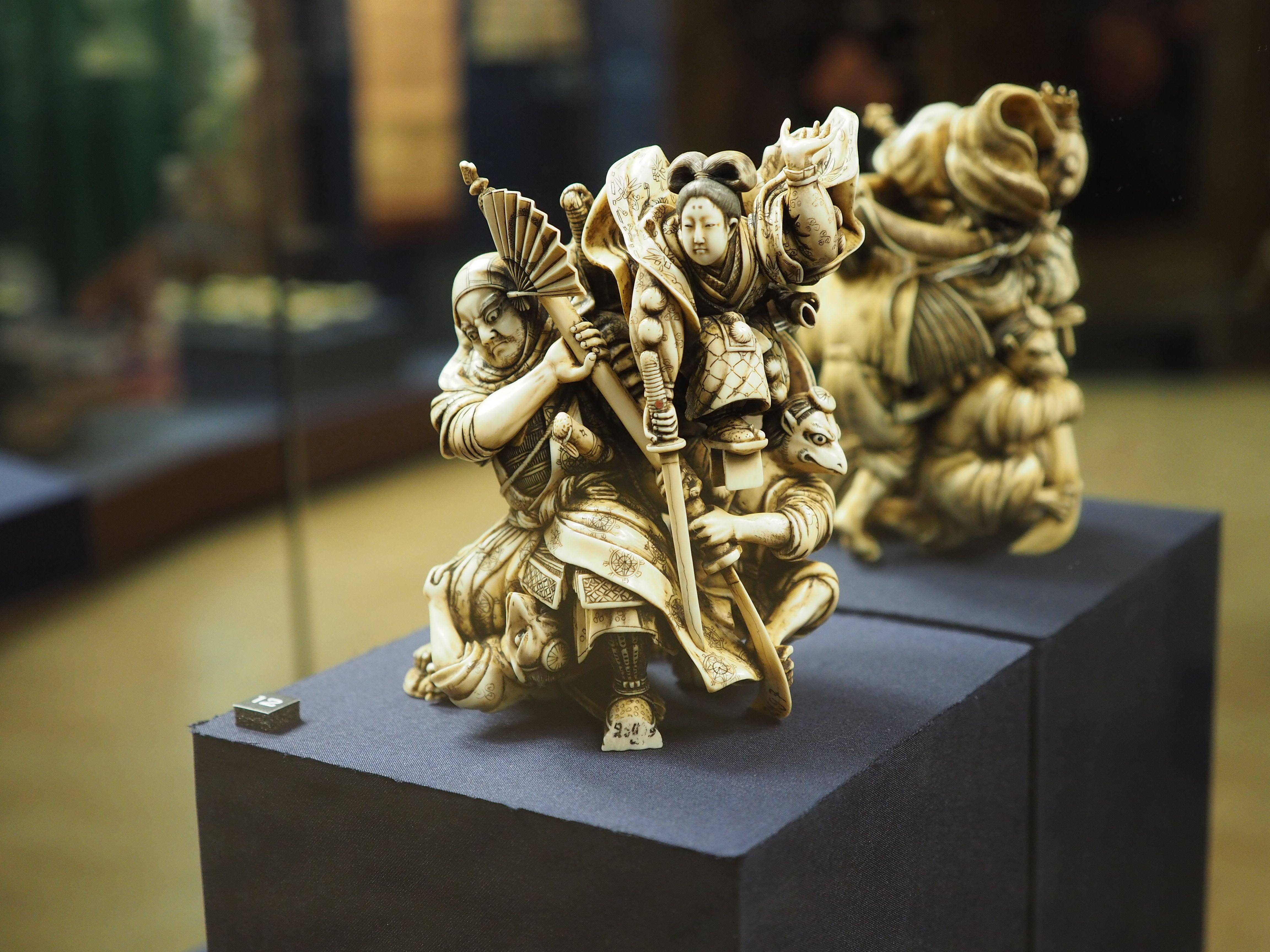 Юные жители Сосенского познакомились с японской культурой