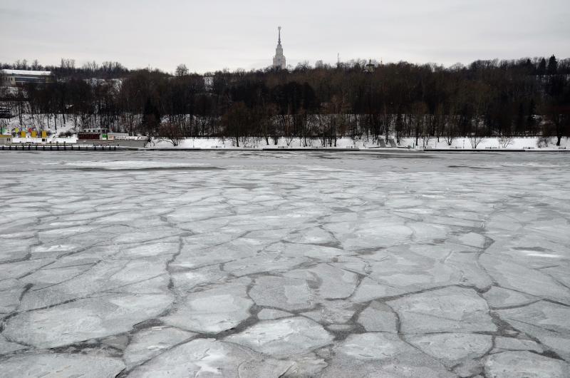 Виртуальную расстановку знаков запланировали сделать по всему Московскому бассейну
