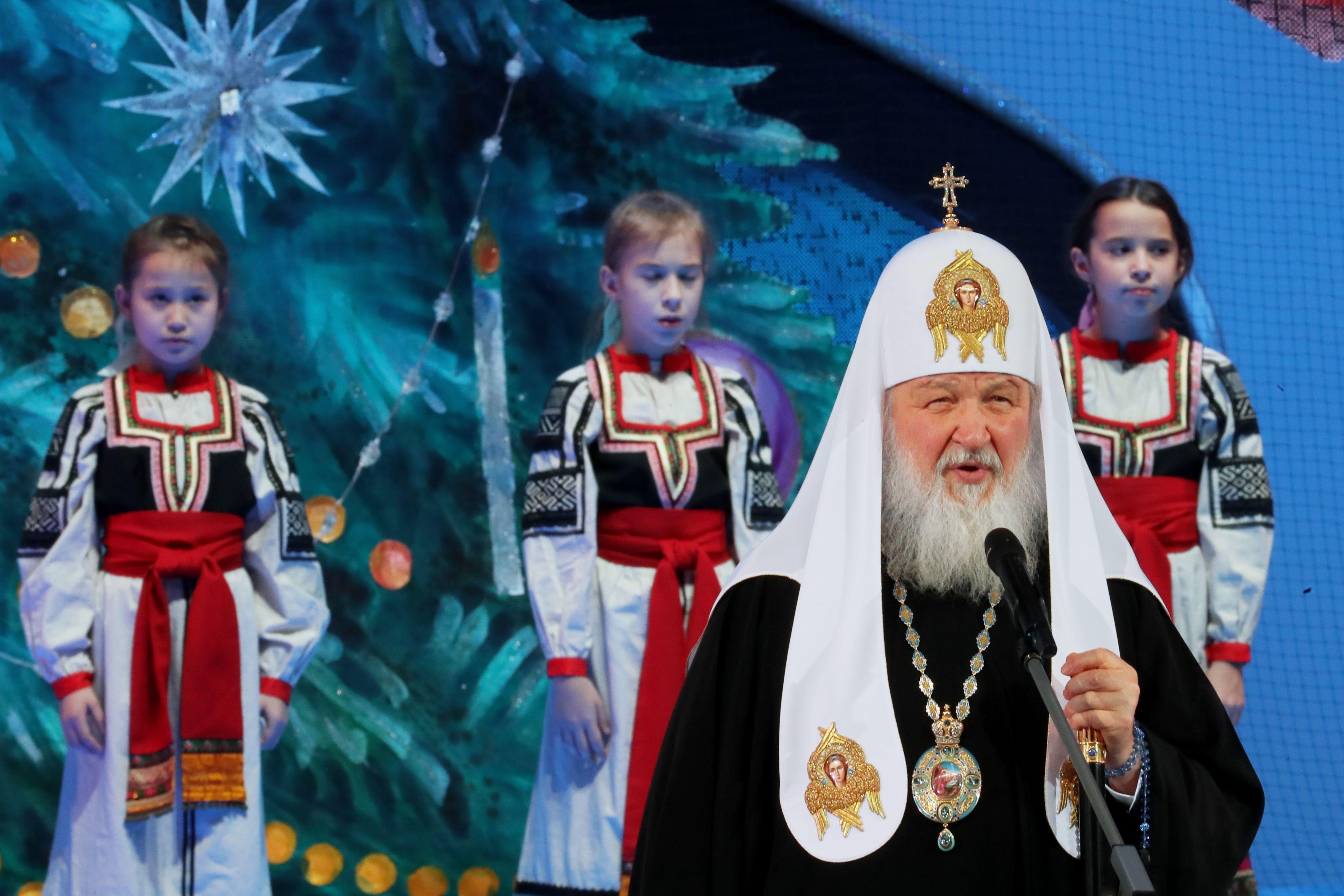 Стоп-кадр: Кремлевскую елку открыла «Зоренька»