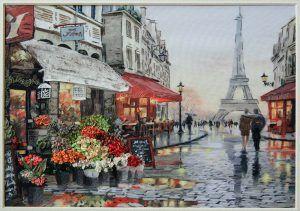 Картина из ленты. Париж. Фото: Владимир Смоляков