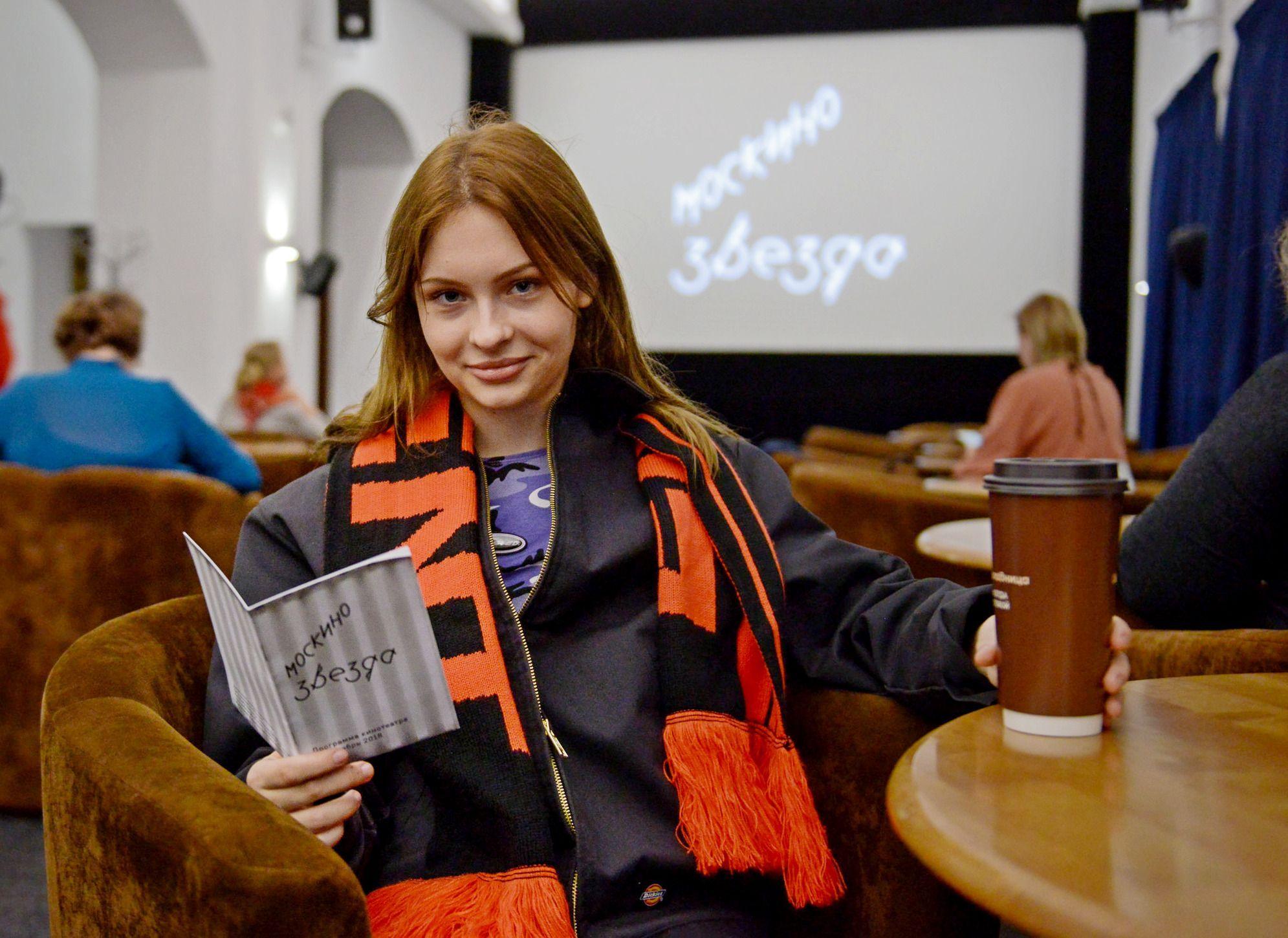 Студентам могут подарить билеты в кино и горячий чай