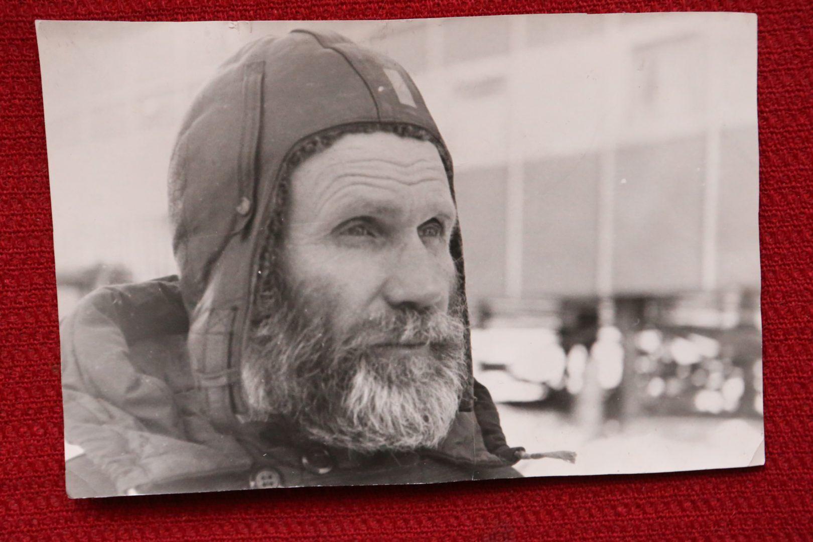 1969 год. А здесь ветеран запечатлен после возвращения из 13-й Советской антарктической экспедиции. Фото: Виктор Хабаров