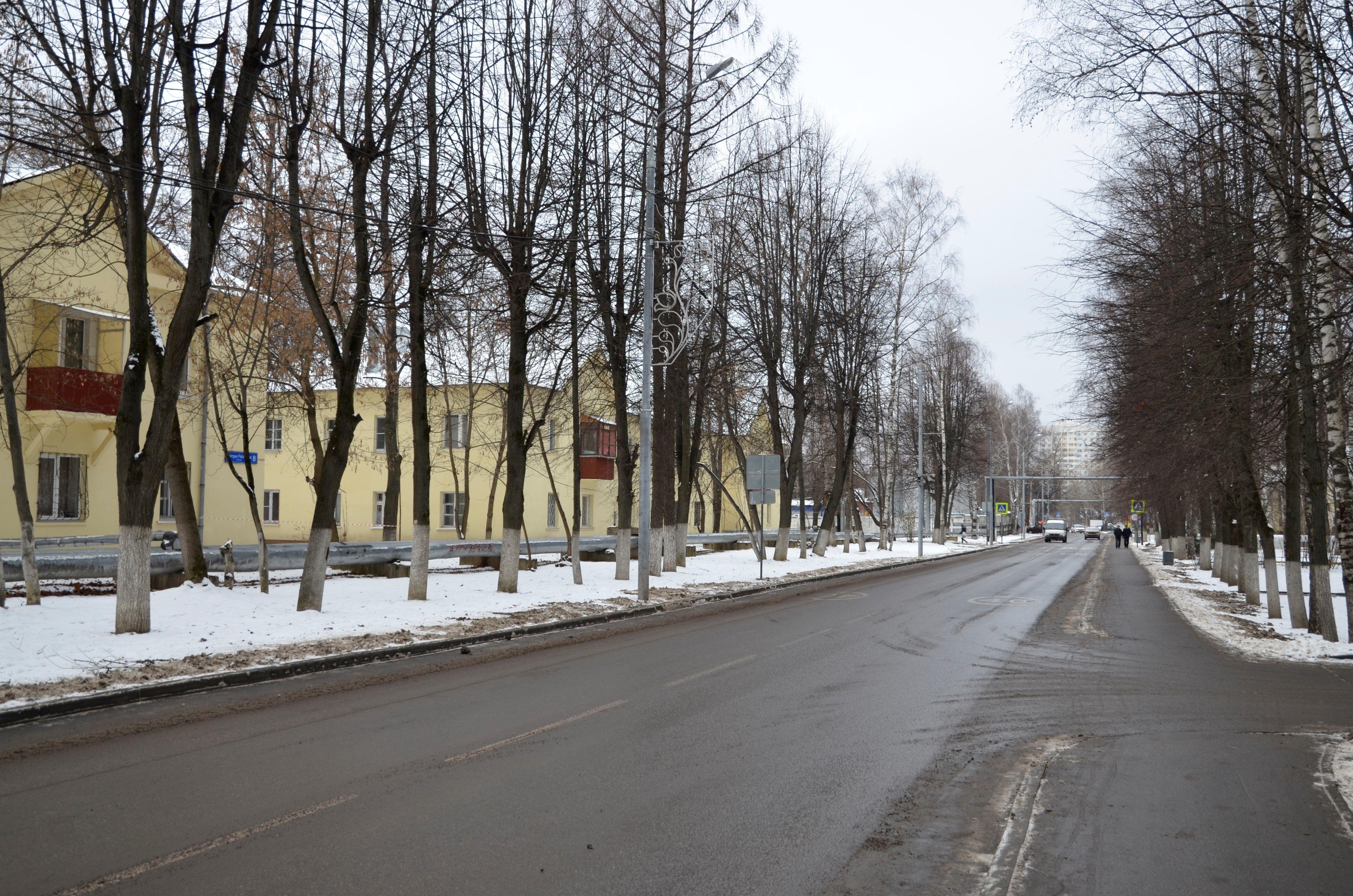 Ремонт 19 дорог проведут в Краснопахорском
