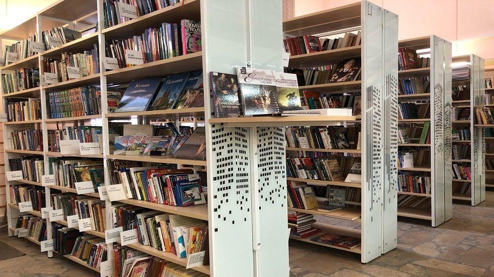 Более 200 новых книг поступило в библиотеку №259 в поселении Московский