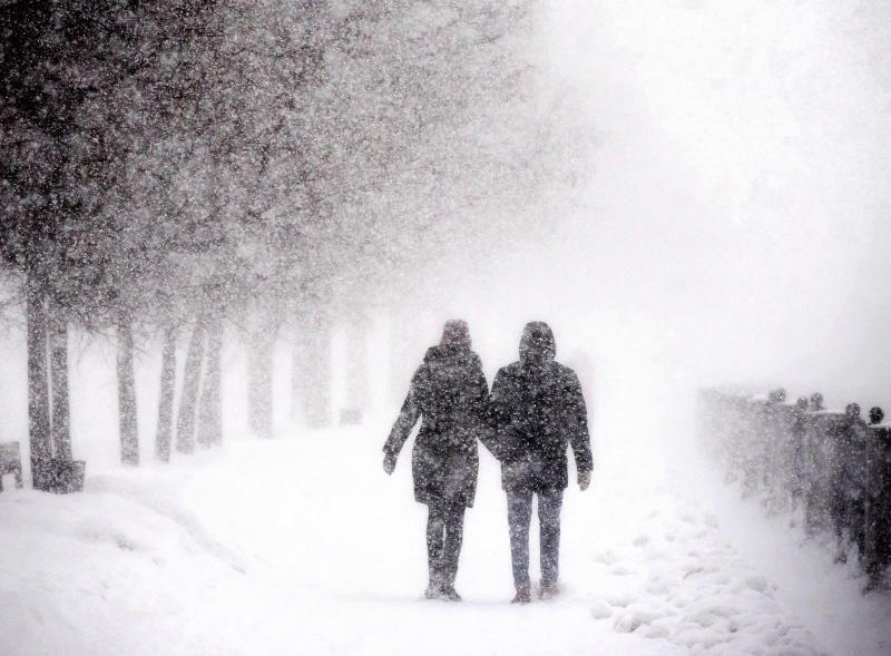 В Москве выпадет рекордное количество снега
