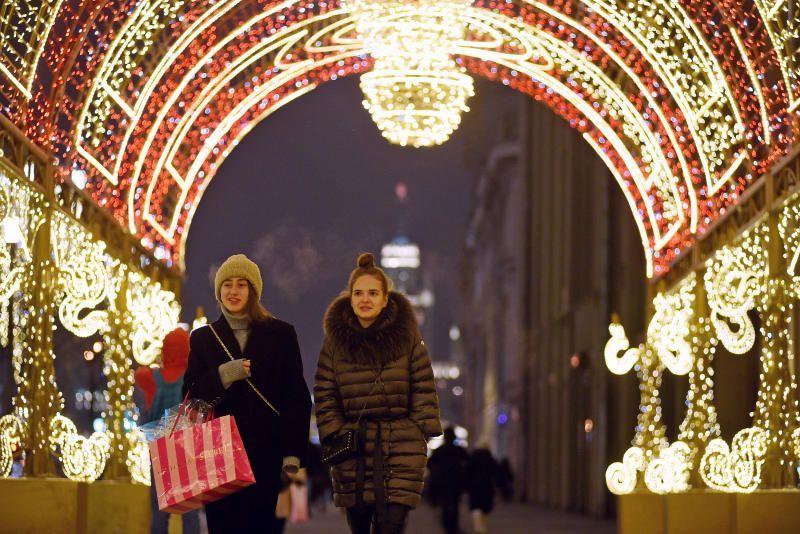 Во вторник Москву ждут небольшой снег и 12 градусов мороза