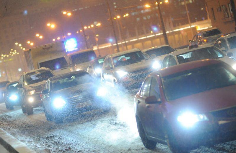 Новый «турбоперекресток» в Москве улучшит движение