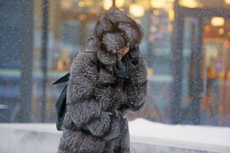 Москвичей предупредили о сильном ветре 12 января