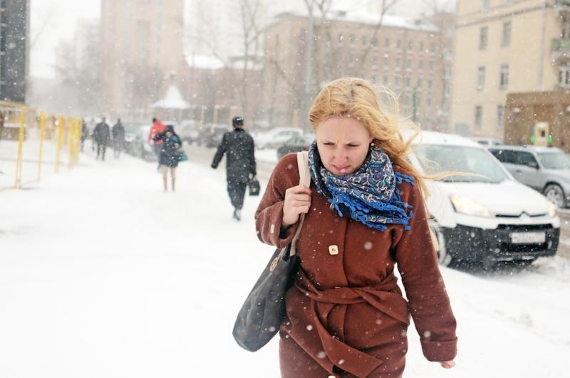 Снежная буря и гололедица настигнут москвичей в четверг