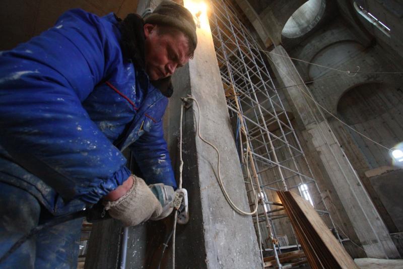 Реставрацию монастыря Зосимова пустынь в Новой Москве возобновили