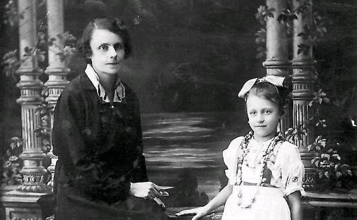 Девочка со старых фотографий: воспоминания о добром друге