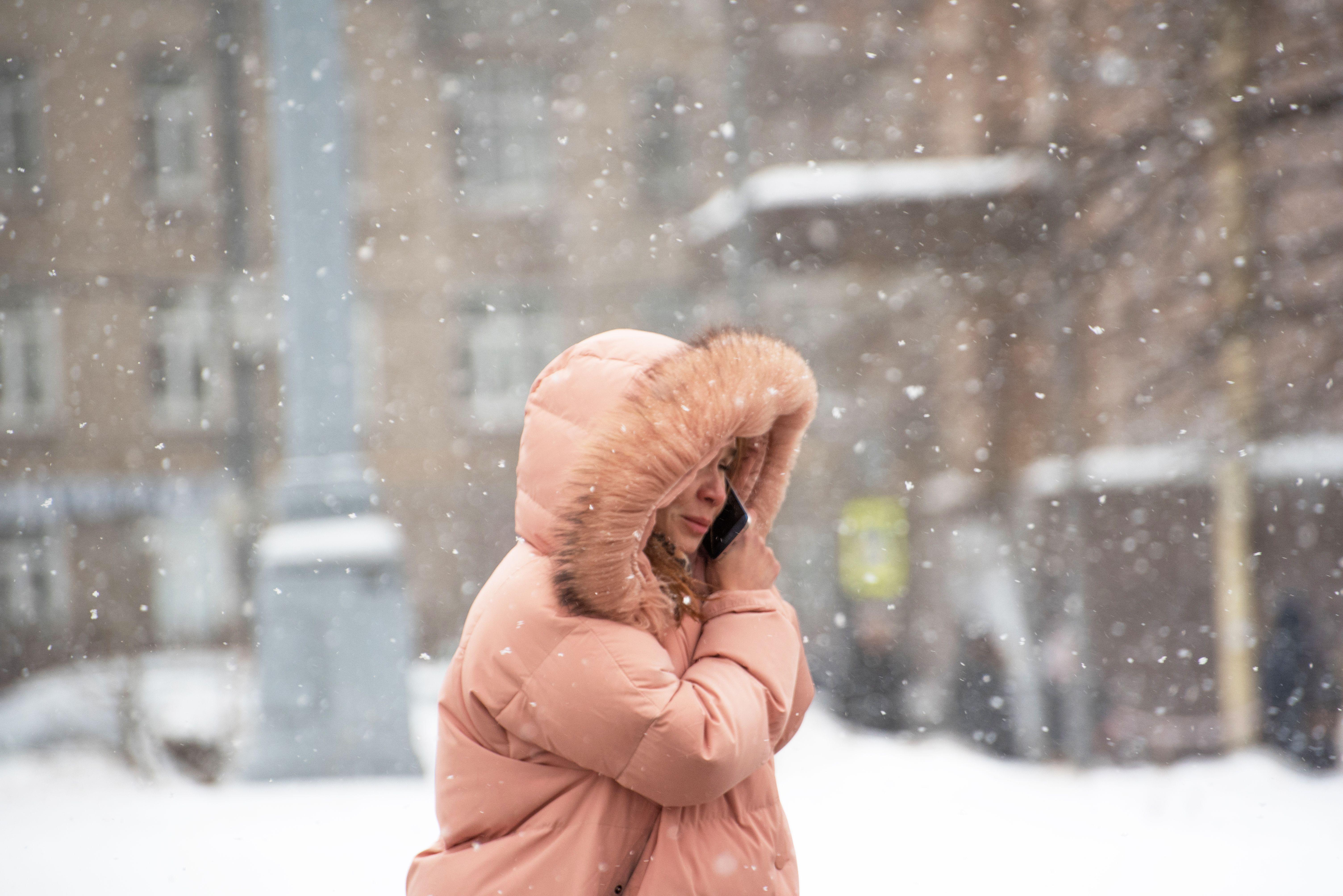 Среда станет самым холодным днем недели в Москве