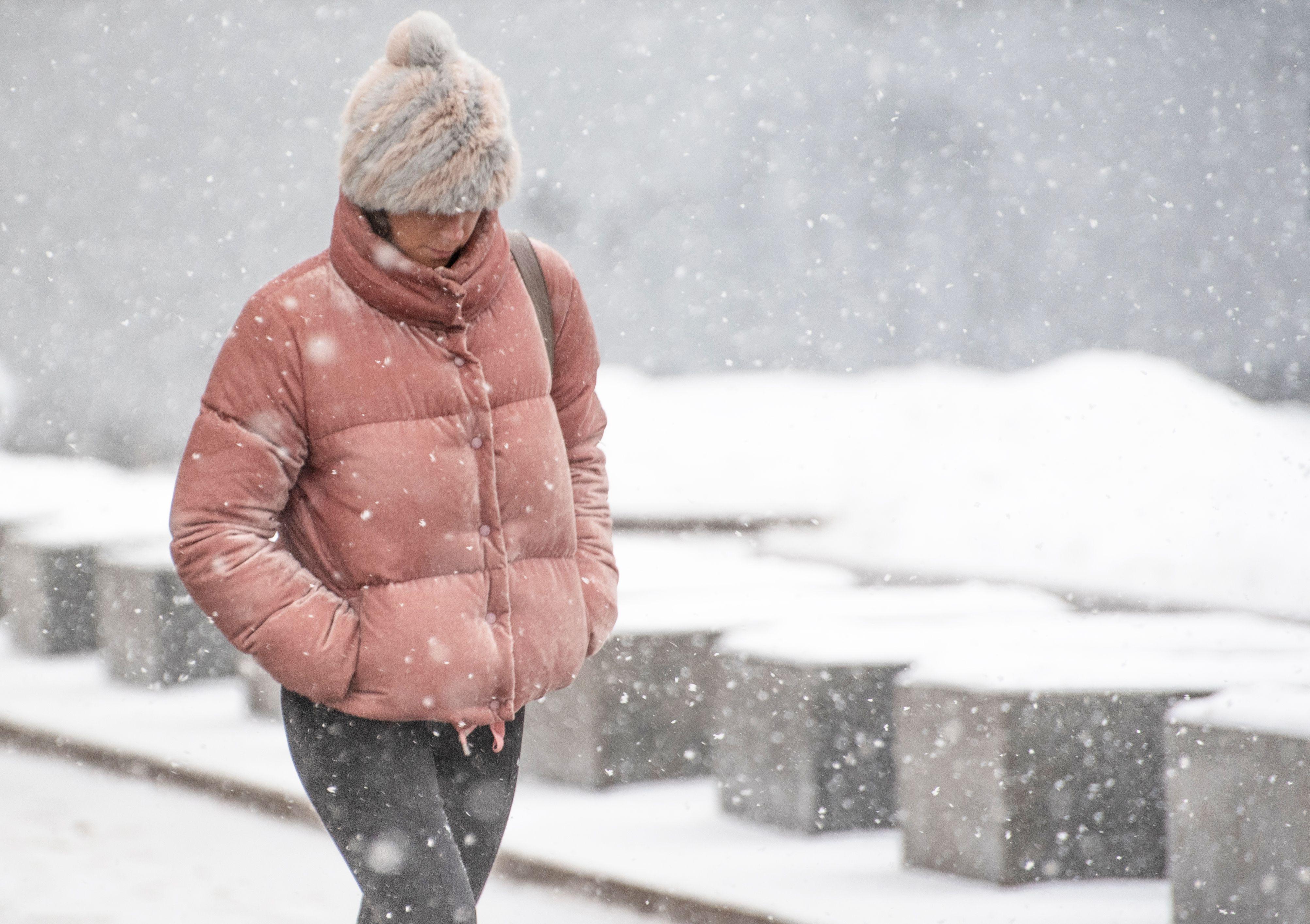 Воздух из Арктики начал поступать в Москву с 21 января