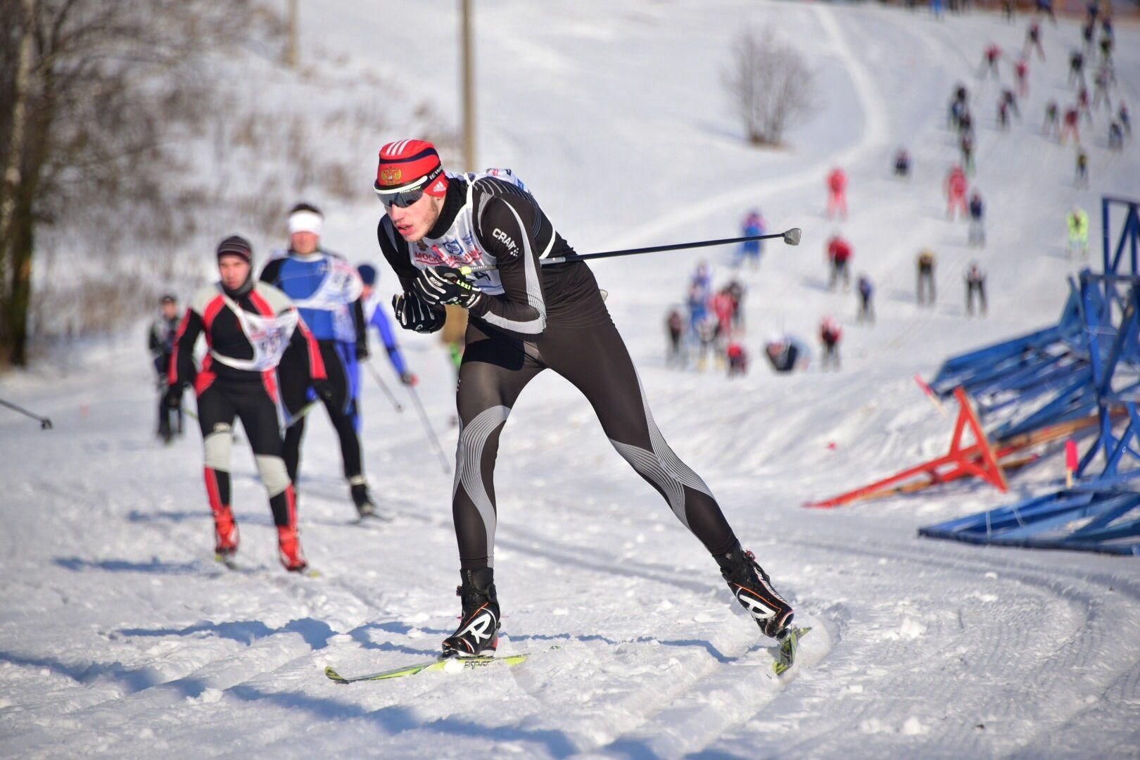 Лыжные гонки собрали более 150 спортсменов в Троицке