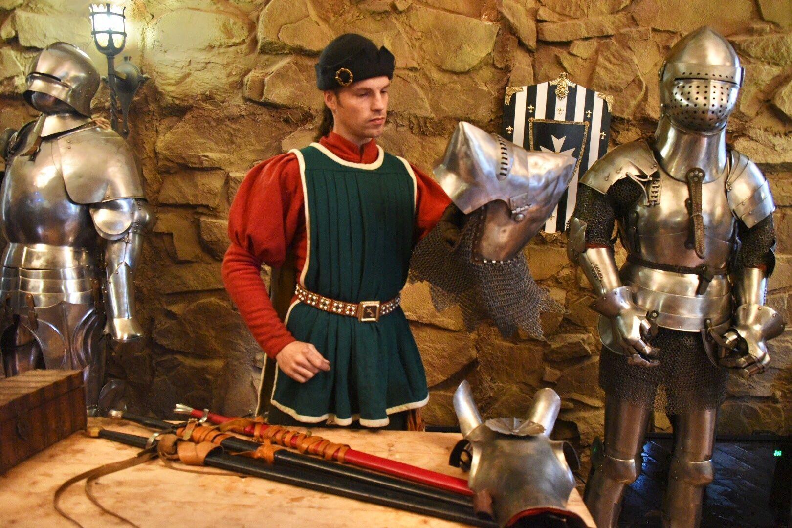 Баллады о рыцарях расскажут в Московском