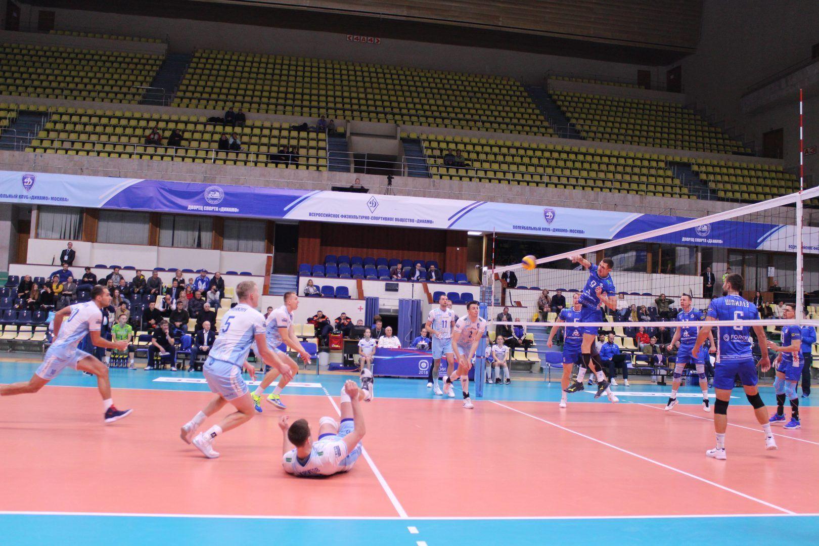 Ветераны сыграют в волейбол в Краснопахорском. Фото: Андрей Объедков, «Вечерняя Москва»
