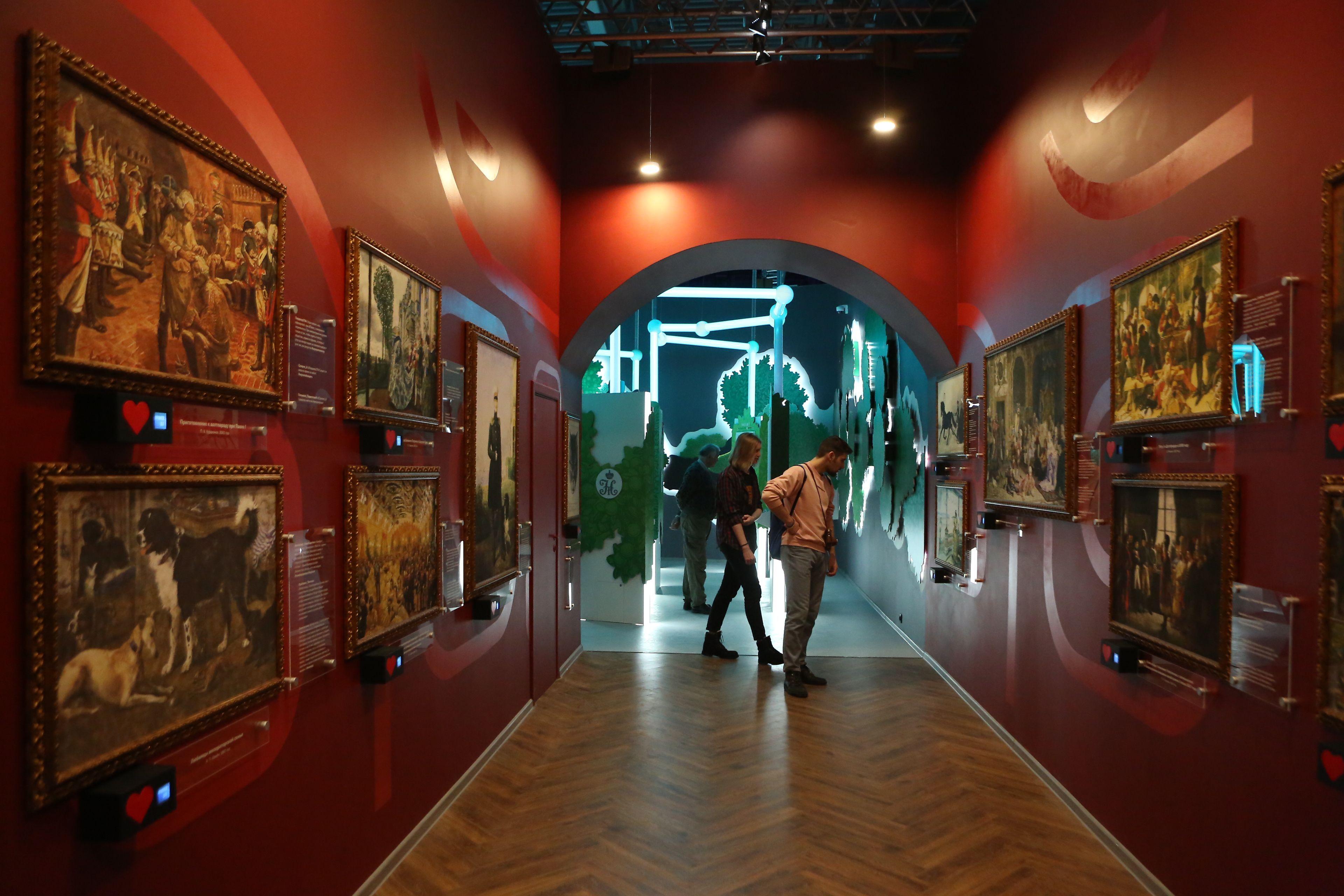 Название для каталога музеев Москвывыберут«Активные граждане»