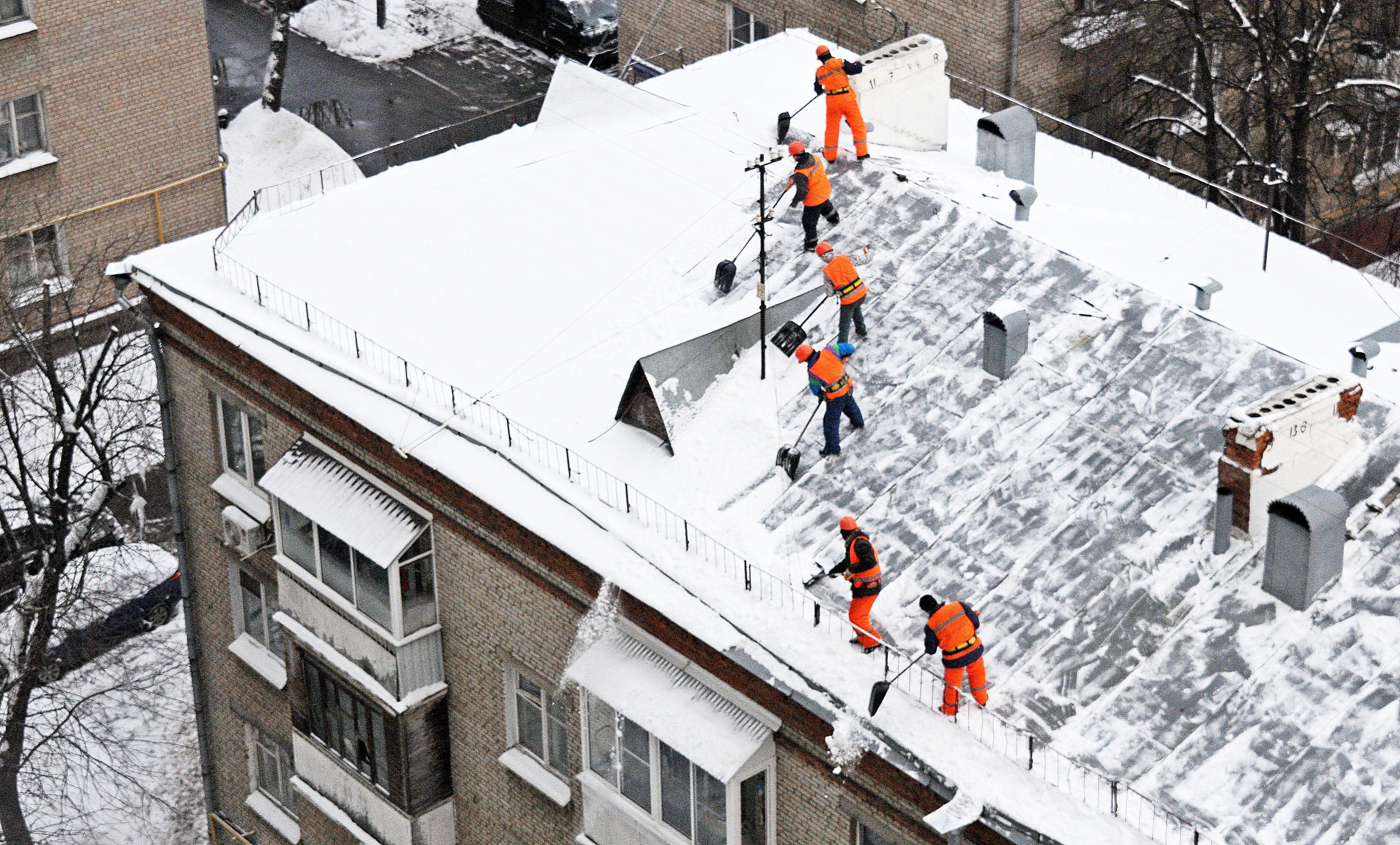 Москву накроет 48-часовой снегопад