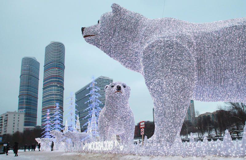 Температура воздуха в Москве перешагнет 20-градусную отметку