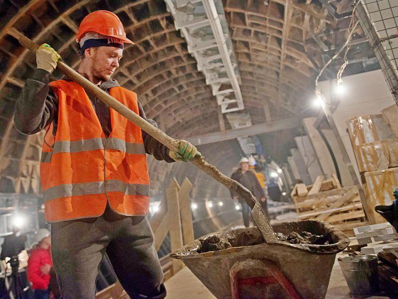 Станцию «Печатники» Большой кольцевой линии метро построят на Шоссейной улице