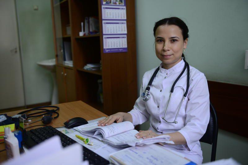 В поликлиниках будут работать доктора по всем основным медицинским специальностям для детей и взрослых. Фото: Наталья Феоктистова, «Вечерняя Москва»