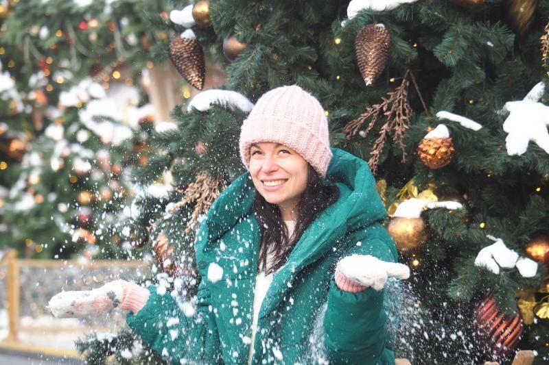 Погода в старый Новый год будет теплой и снежной