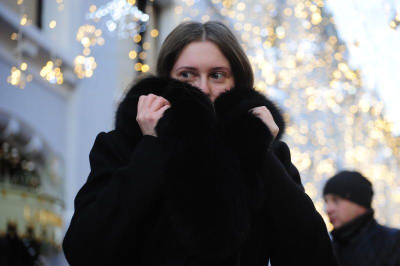 Москвичам пообещали 19 градусов мороза в среду