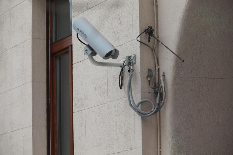 В Москве сократилось число преступлений благодаря системе видеонаблюдения