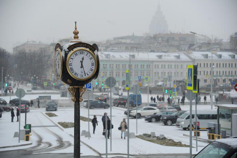 Гидрометцентр пообещал снег и гололедицу в четверг