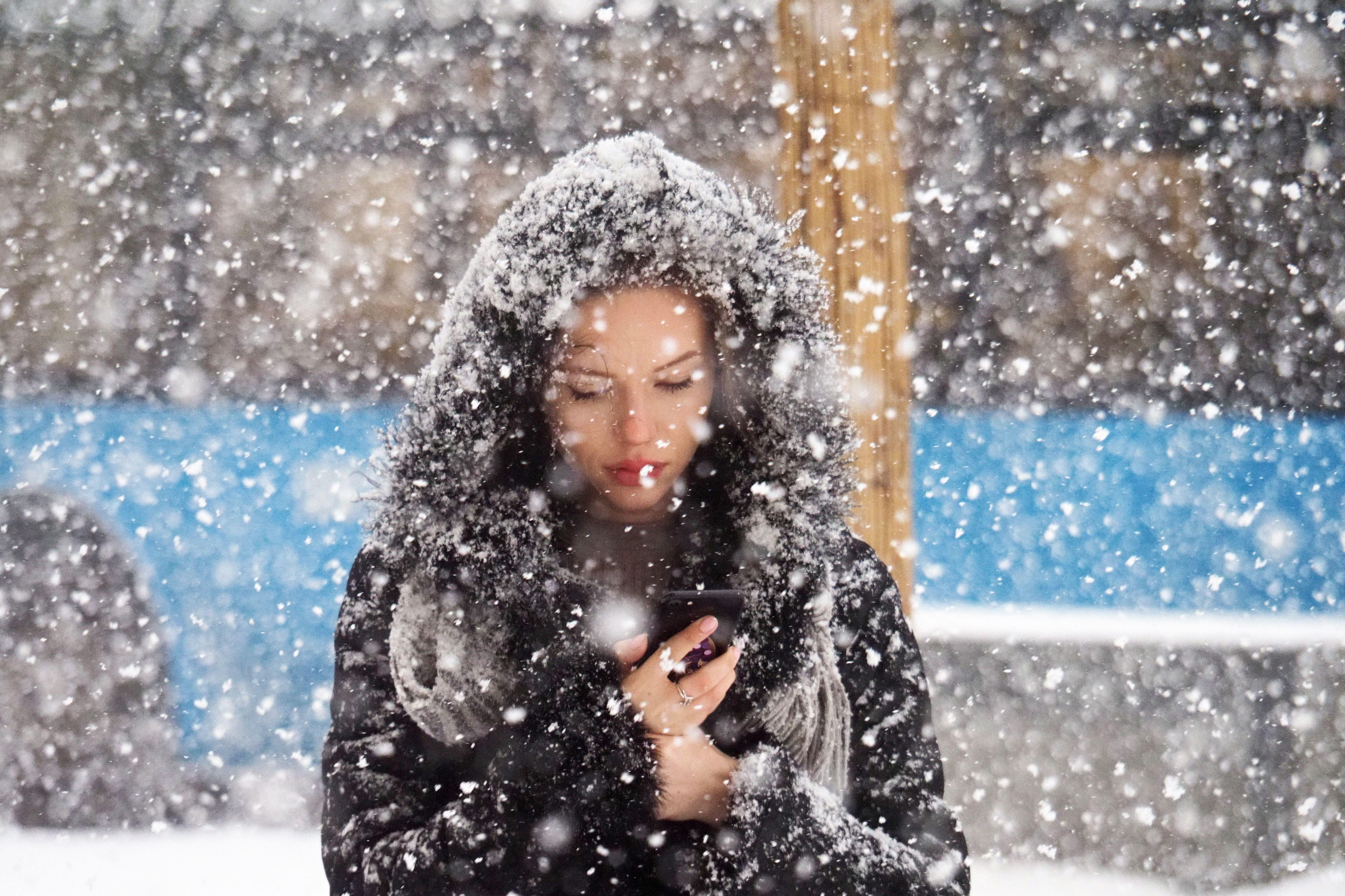 Синоптики назвали ночь 22 января самой холодной в Москве
