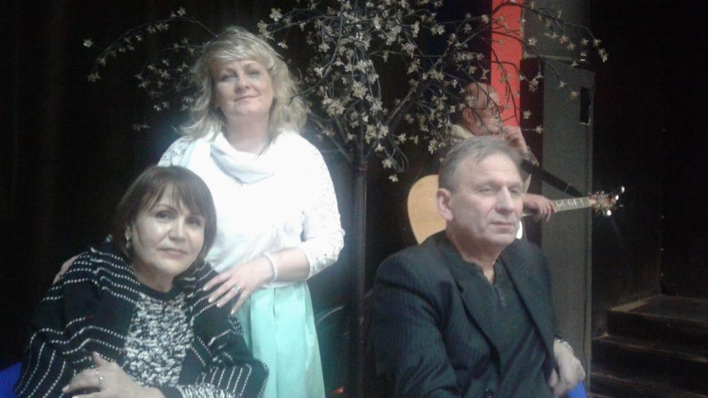Творческие коллективы из Первомайского выступили на памятном концерте