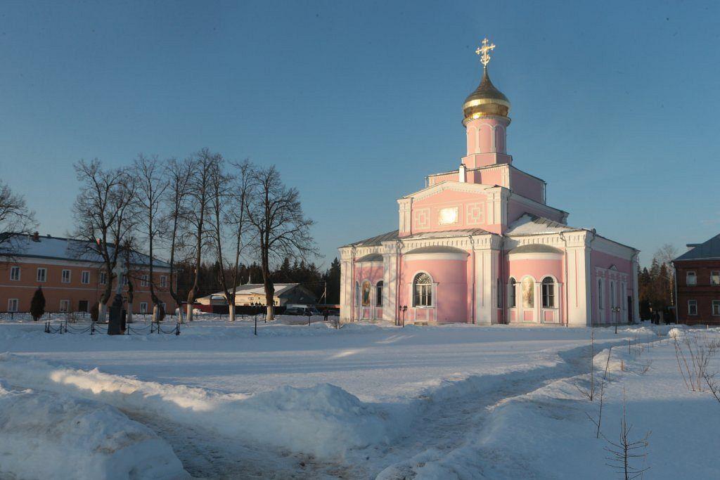 Каменный ледник и колокольню монастыря Зосимова пустынь подготовят к сдаче в эксплуатацию