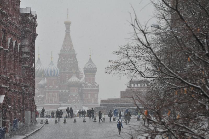 Иностранцы провели в своих государствах Дни Москвы