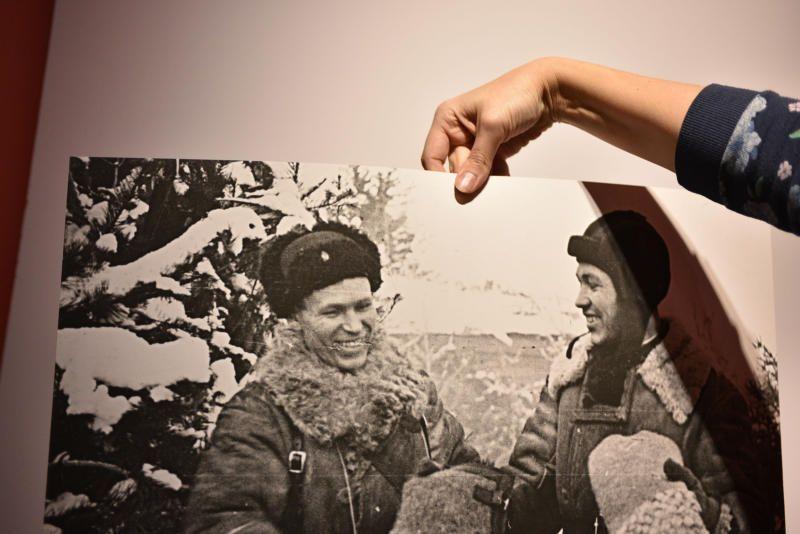 Посвященную битве под Сталинградом выставку представят в Краснопахорском