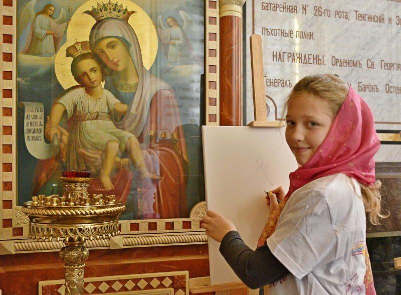 Православный центр откроют в Ватутинках