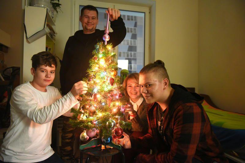 Жителей призвали утилизировать елки как можно быстрее