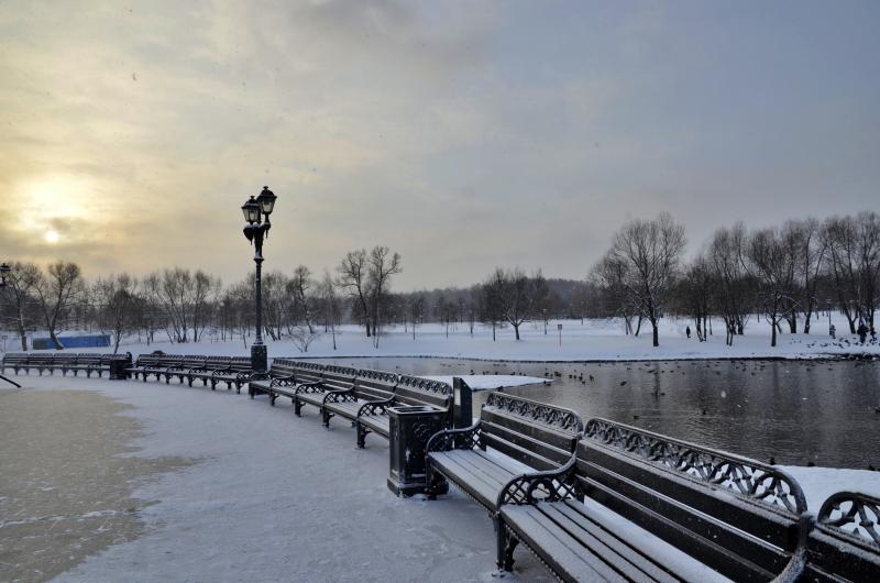 Погода на 3 января: в столице установится облачность и пойдет снег
