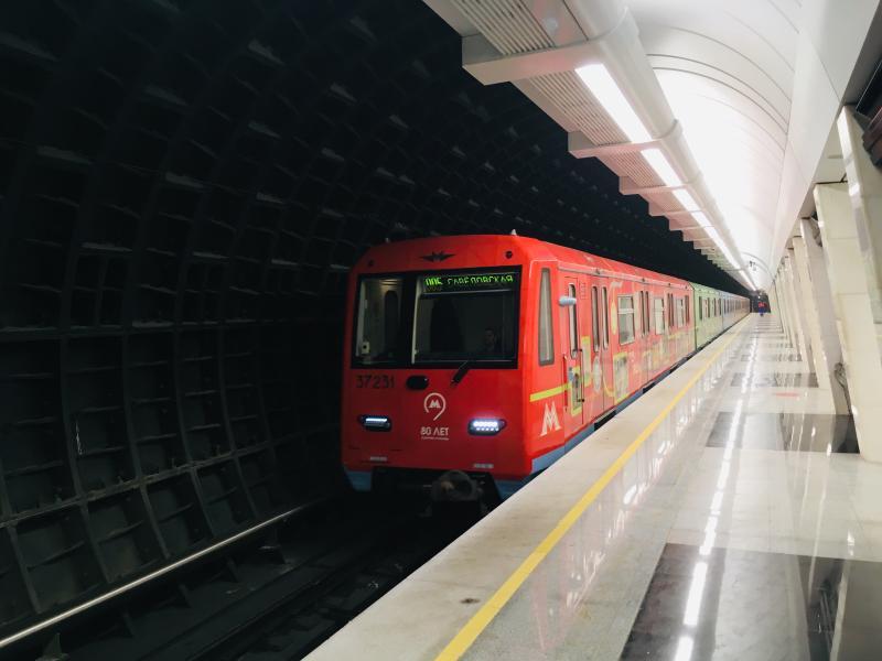 В Москве 2/3 горожан ежедневно пользуются общественным транспортом